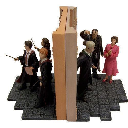 Harry Potter Bookends ~ Harry potter bookends ebay