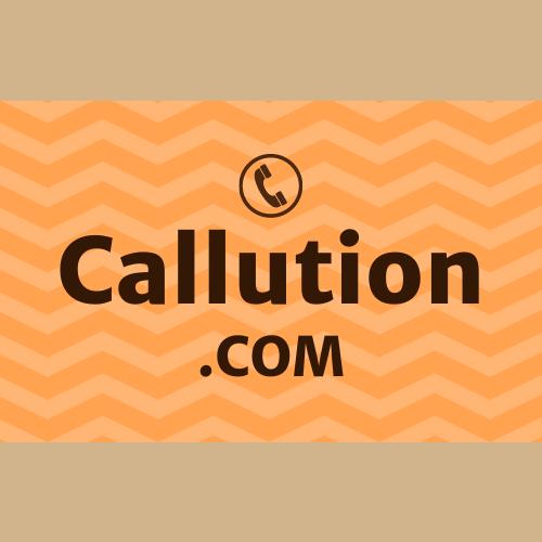 Callution .com / NR Domain Auction / Online Business Website, Brand / Namesilo - $1.00