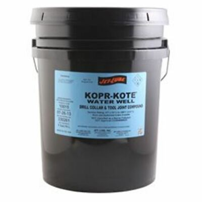 Kopr Kote Water Well - 5 Gallon Pail - Tool Joint And Coppergraphite Drill Coll