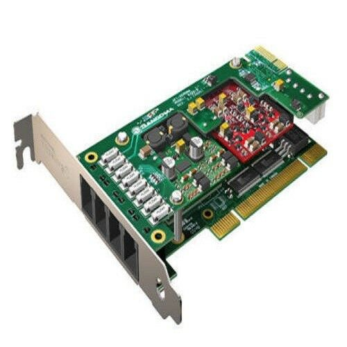 Sangoma A20101 2 FXS 2 FXO analog card - PCI