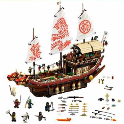 Lego Ninjago Movie Destiny's Bounty - 70618 IP18 lot L0635 5702015611480