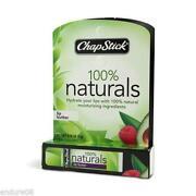 Chapstick Naturals
