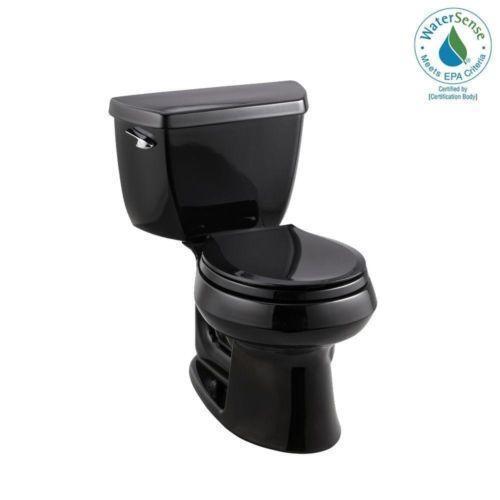 Kohler Black Toilet Ebay