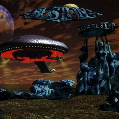 Boston - Greatest Hits [New CD]