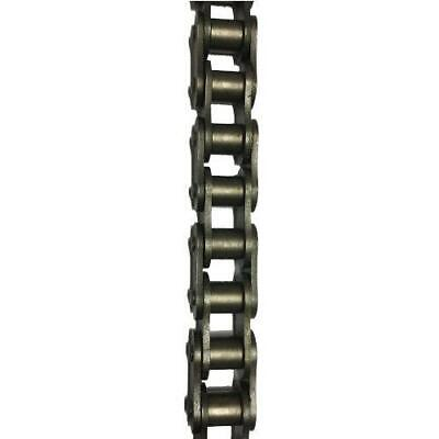 100 Power Rite Standard Riveted Roller Chain 1.250 Pitch Box Of 10 Ft.