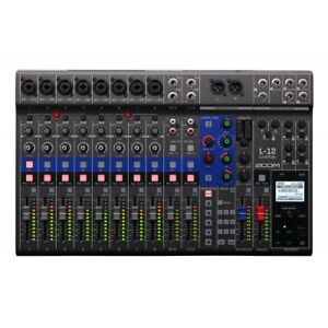 Zoom Live Track 12 Digital Mixer & Recording Interface