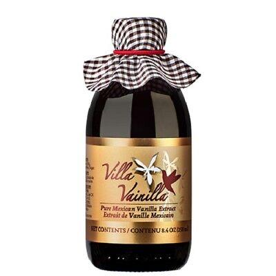 Best Seller at Duty Free! Villa Vainilla Pure Mexican Vanilla Extract 8.4