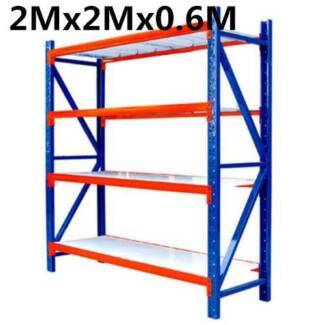 NEW 2Mx2M!!! Garage Warehouse Storage Shelving Racking