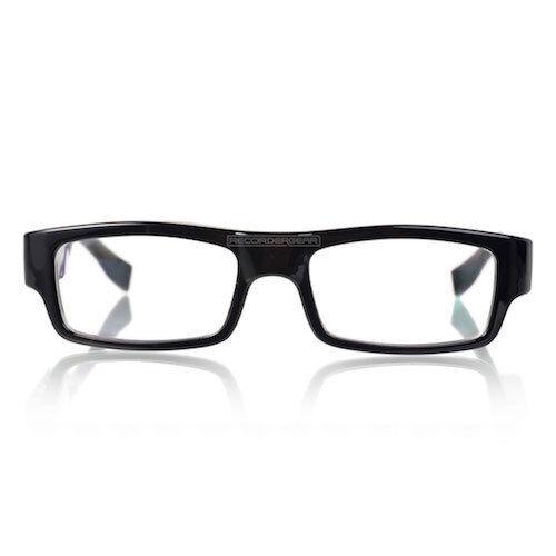 RecorderGear CG300 720P Spy Professional Camera Glasses Video Recording, DVR 16G