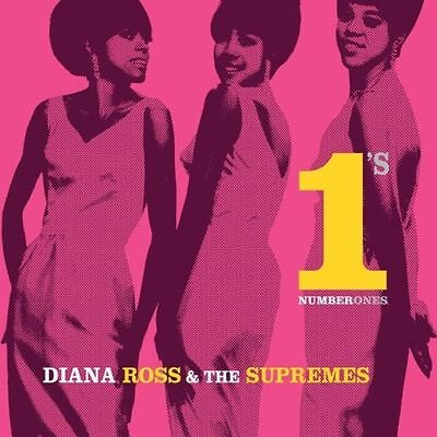 Diana Ross & The Supremes - Number Ones # 1s 2x 180g vinyl Best Of Greatest Hits