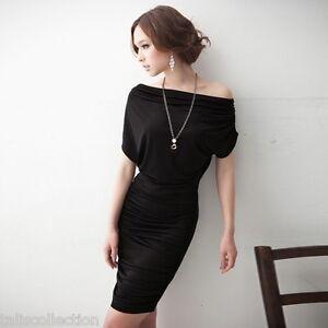 Black Dress Multiple Style 119