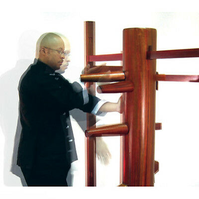 NEW Traditional Wing Chun Wooden Dummy with Stand