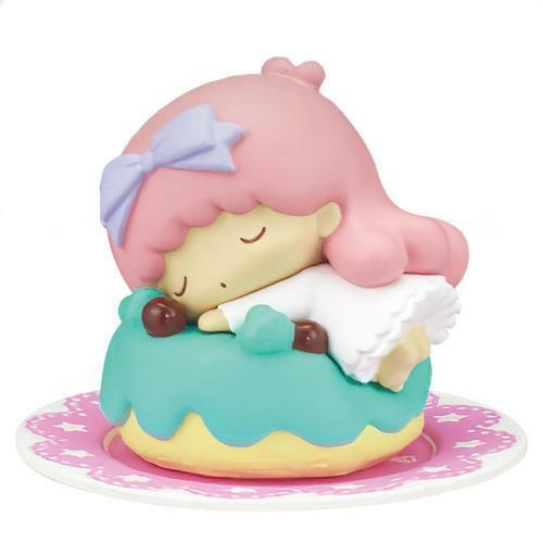 Sanrio Character Chocolate Mint Mini Figure Collection - Little Twin Stars Lala