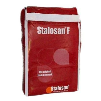 15KG STALOSAN F DISINFECTANT / DEODORISER POWDER POULTRY HORSE AVIARY LIVESTOCK