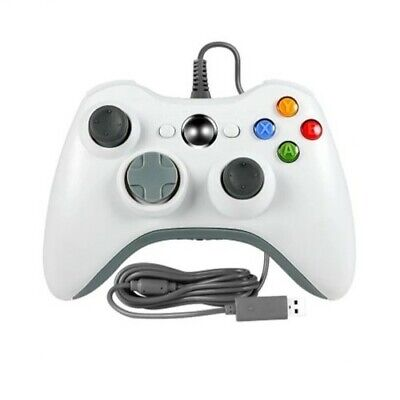 Mando Para Xbox 360 Blanco con cable