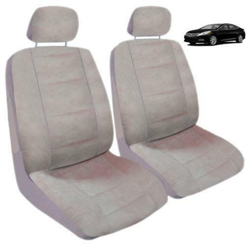 toyota headrest covers ebay. Black Bedroom Furniture Sets. Home Design Ideas