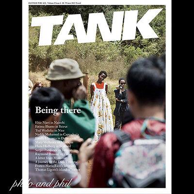 TANK Magazine Vol.8 Issue 6 Winter 2015 Travel Fashion Fatima Bhutto Jacqueline