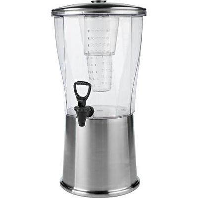 Service Ideas Infuser Cold Beverage Dispenser 3 Gallon