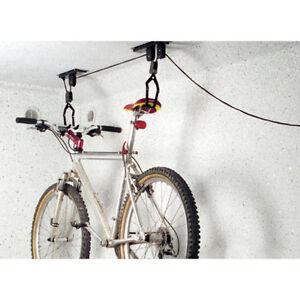 Fahrradlift Deckenhalter 20kg Fahrradgarage Fahrrad Halter Fahrradhalter Seilzug