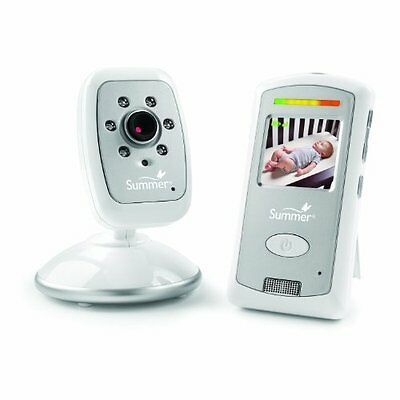 Summer Infant Clear Sight Digital Color Video Baby Monitor