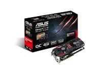 ASUS Radeon R9 290X DirectCU II Graphics Card (GPU)