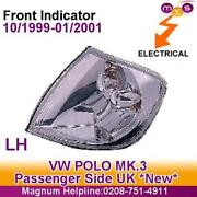 VW Polo Front Indicator