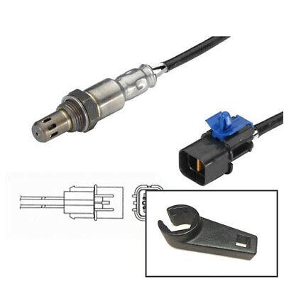 Lambdasonde Sensor+Buchse Vorne Für Hyundai Santa Fe Mk1 2.4 Benzin 2001-06
