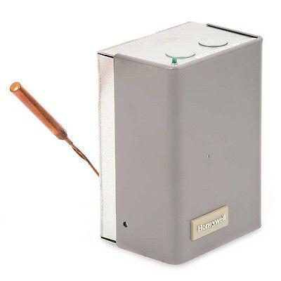 Honeywell High Limit Protection Circulator Triple Aquastat Relay L8124a1007