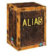 Alias 1 5 DVD