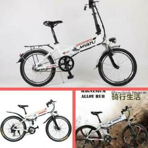 Summer  Promotion! High Quality  Folding eBike ,starting from $1399
