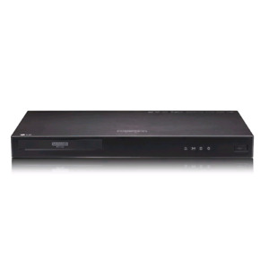 LG UP970 4k Blu-Ray Disc Player (2017)