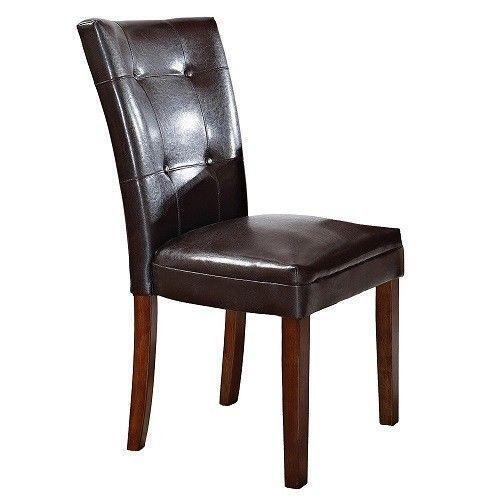 Parsons dining chairs ebay for High back parsons chair