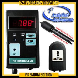 PH-CONTROLLER/PH-REGLER/PH-METER/WERT CO2 ANLAGE    P10