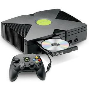 I'll buy your original xbox and xbox's for $25 each