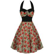 Vintage 50s Prom Dress
