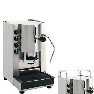 MACCHINA-CAFFE-CIALDE-CARTA-44MM-SPINEL-PINOCCHIO-VAPORE-ACCIAIO-INOX-OMAGGIO
