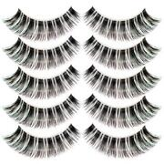 Natural Short False Eyelashes