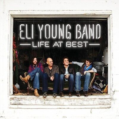 Eli Young Band - Life at Best [New