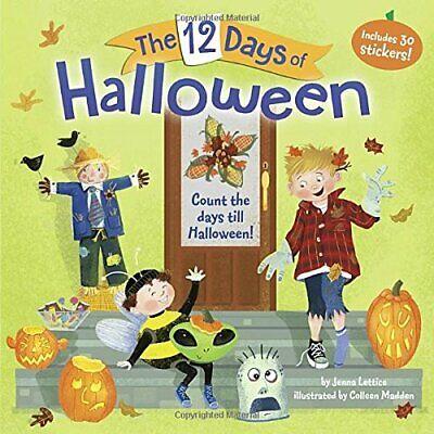 12 Days Of Halloween (The 12 Days of Halloween)
