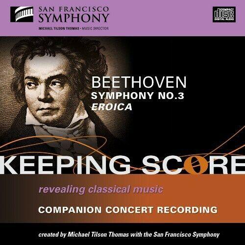 Michael Tilson Thomas - Symphony No. 3 [new Cd]