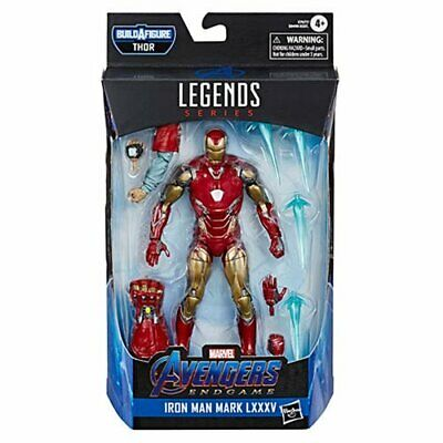 HASBRO! Avengers Marvel Legends 6-Inch Iron Man Mark LXXXV Action Figure