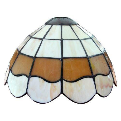 Stained glass light shade ebay aloadofball Image collections