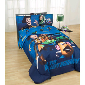 Full/Double Toy Story Bedding