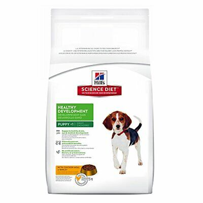 Hill'S Science Diet Puppy Food, Healthy Development With Chicken Meal & Barley - Hills Puppy Food