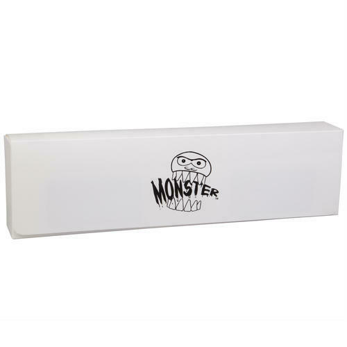 Monster Binder Hydra Mega 5 Compartment Deck Box White KeyForge MTG Pokemon
