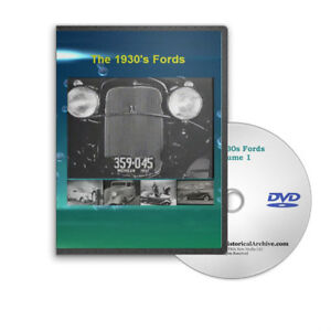 The-1930s-Fords-Historic-Ford-Sales-Films-2-DVD-Set-C177-78