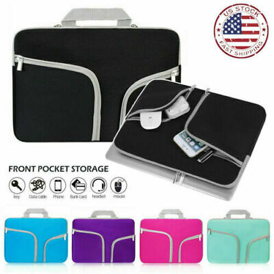 Laptop Sleeve Carry Bag Pouch Case For Macbook Air/Pro/Retin