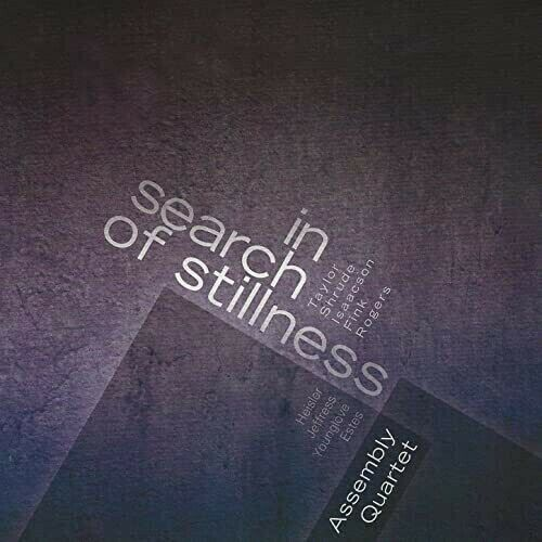 Assembly Quartet - In Search Of Silence [New CD] Digipack Packaging