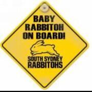 South Sydney Rabbitohs Baby