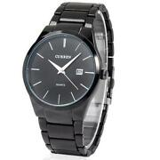 Mens Tungsten Watch